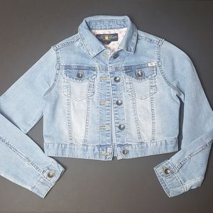 Lucky Brand Girls Denim Jacket